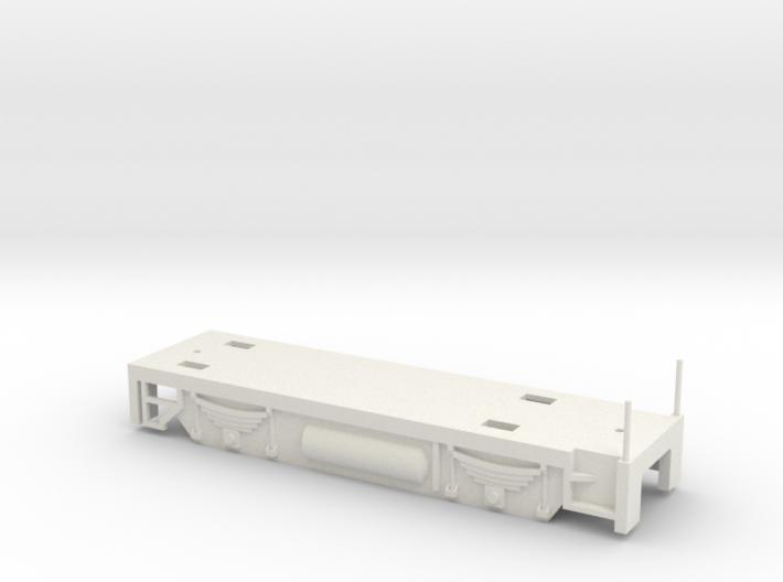 UDZ Wiener Linien Fahrwerk 3d printed