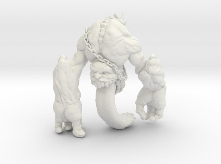 Handongue Shapeways 3d printed