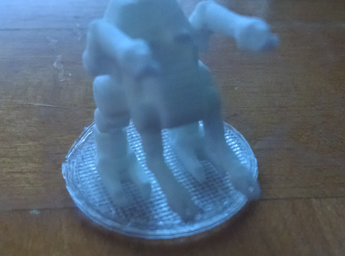 Labor Walker 6mm 3d printed base not included