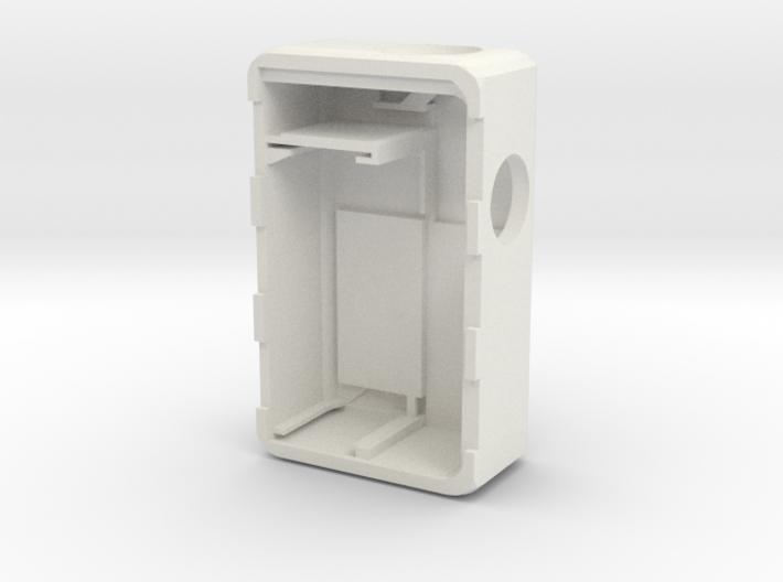 MARK IX -Meccanica-body 3d printed