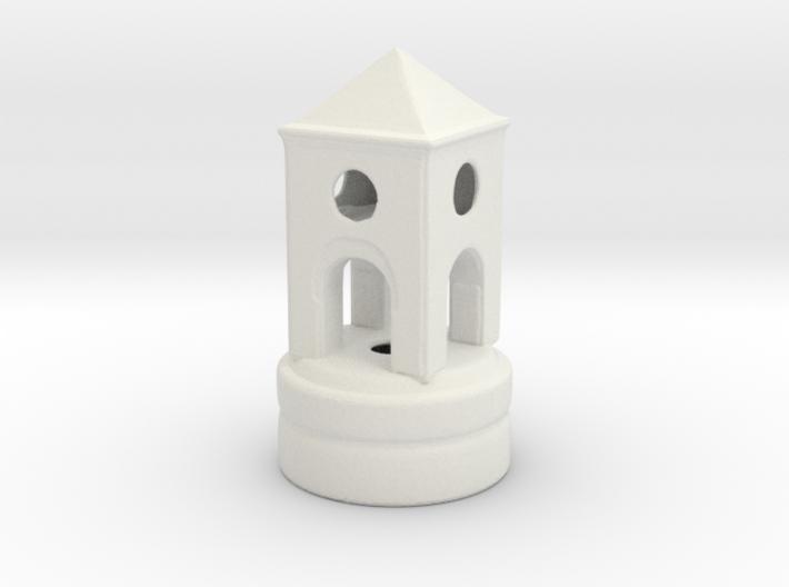Belltowertoprint 3d printed