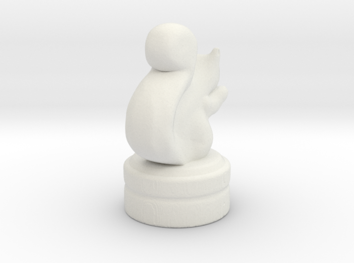 SquireltoPrint 3d printed