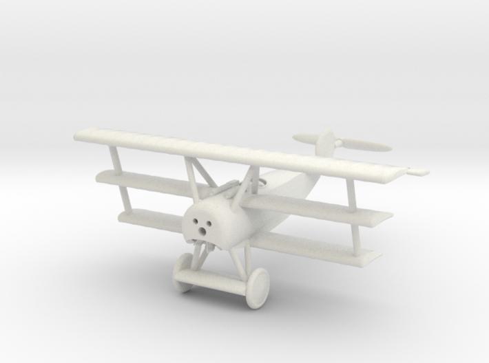 1/144 Fokker Dr.1 3d printed