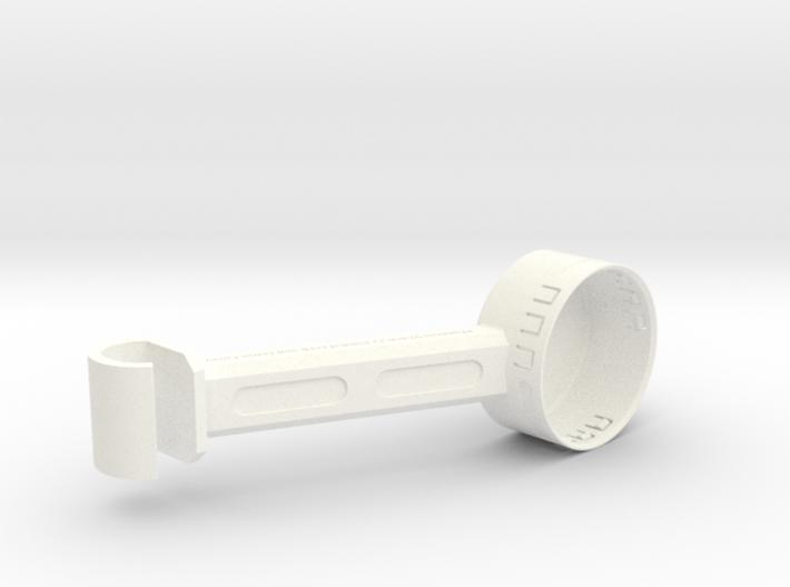 DJI Phantom 2 Vision + Gimbal Lock / Lens Cap (V2) 3d printed