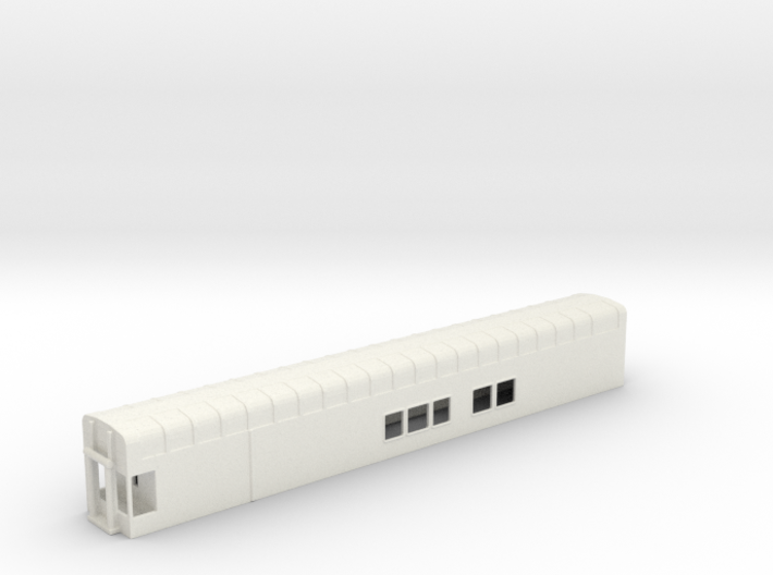 N Scale Rocky Mountaineer A Series - No Platform 3d printed