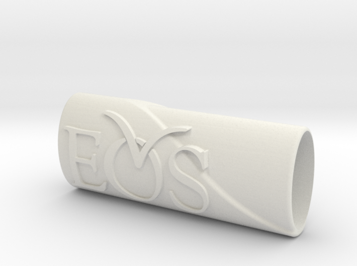 Cover Sleave EOS Logo With GUL 3d printed