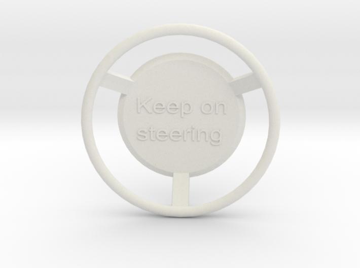 Steering 3d printed