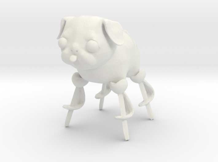 Henchpuppy 3d printed