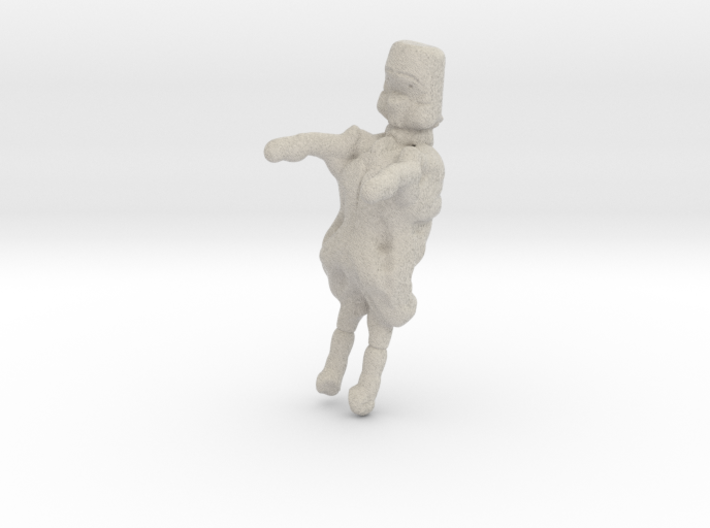 Ned Kelly 3d printed