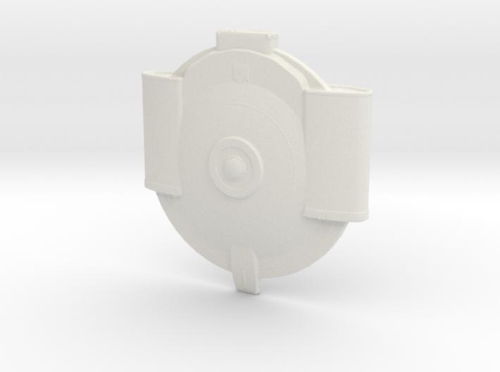Titan (tos era defiant) 3d printed
