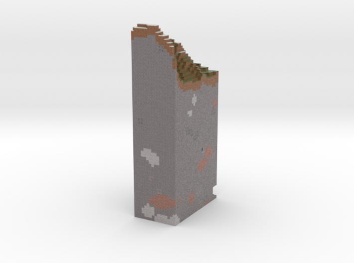 Minecraft A rare ore find season 2 3d printed