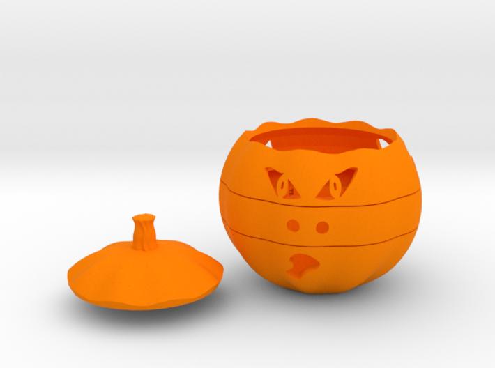 Dial-O-Lantern 3d printed