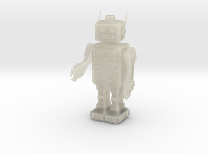 Rob the Robot 3d printed