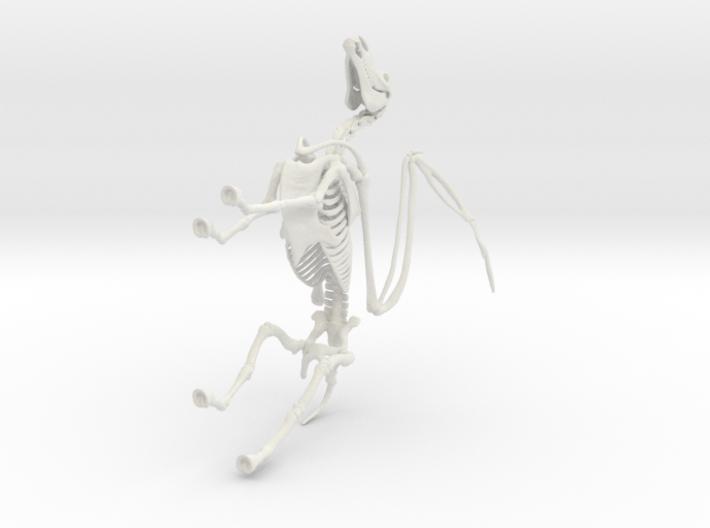 Pegasus Skeleton 3d printed
