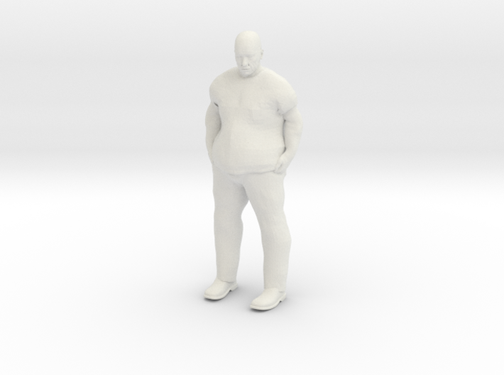 Large Guy 1/29 scale 3d printed