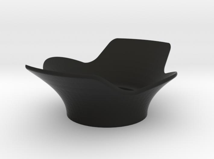 GoPro Lens Hood (Hero 3, 3+, 4) 3d printed