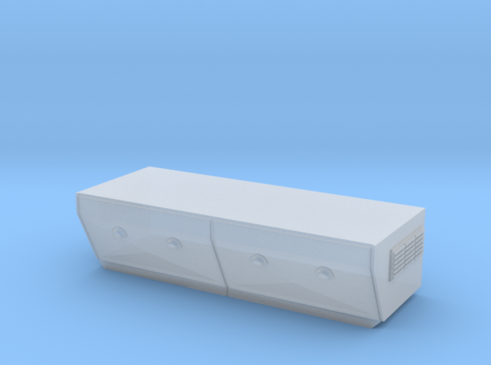 SZ 363 Senti H0 3d printed