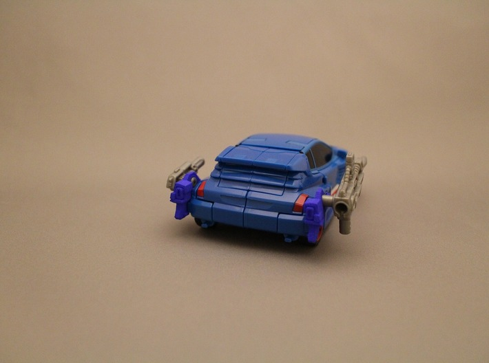 Generations Skids Add-on Parts 3d printed