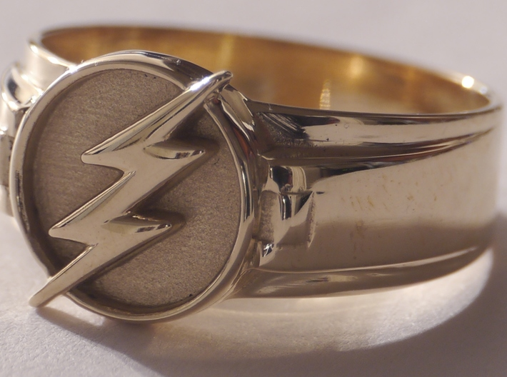 Flash Ring Size 14 23mm   3d printed