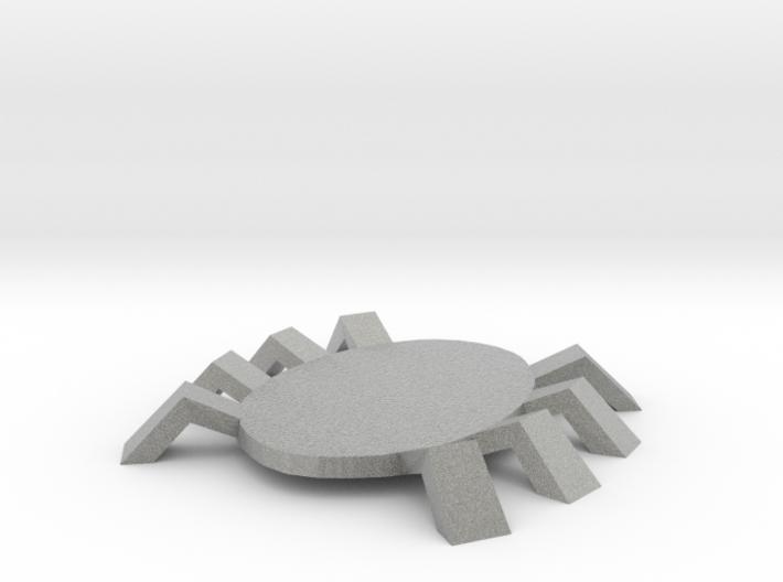 Spidey token 3d printed