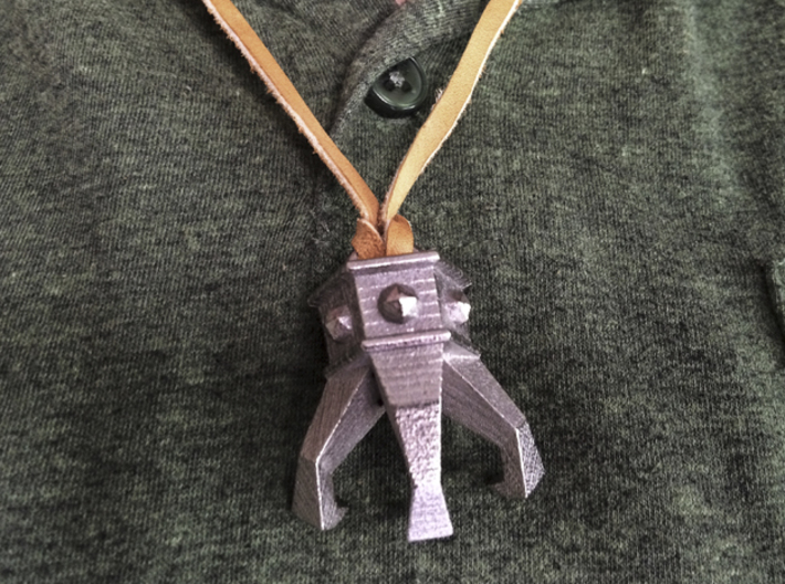 Grappling Hook Pendant 1/6 Scale 3d printed