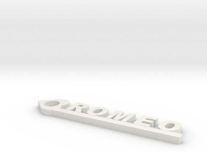 Romeo 3d printed