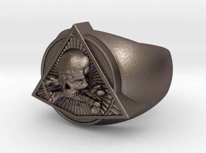Saint Vitus Ring Size 5 3d printed