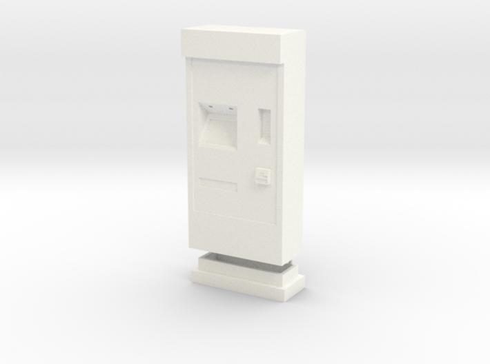 RhB Fahrkartenautomat 3d printed