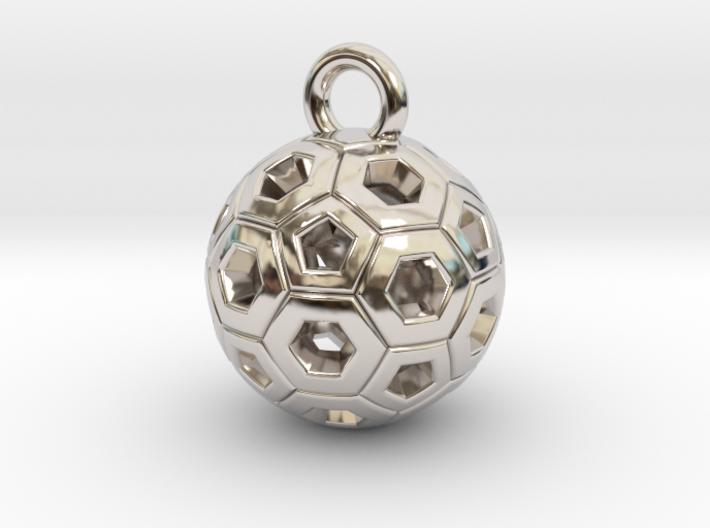 SOCCER BALL E 3d printed