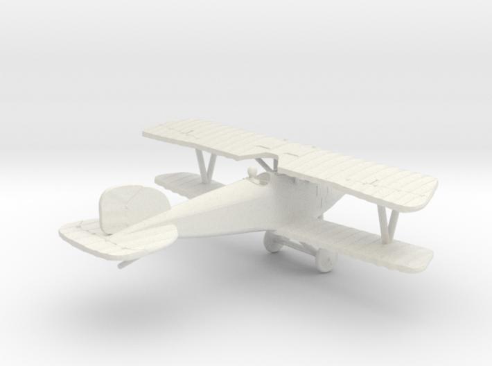 Albatros D.III (Middle East version) 3d printed 1:144 Albatros D.III in WSF