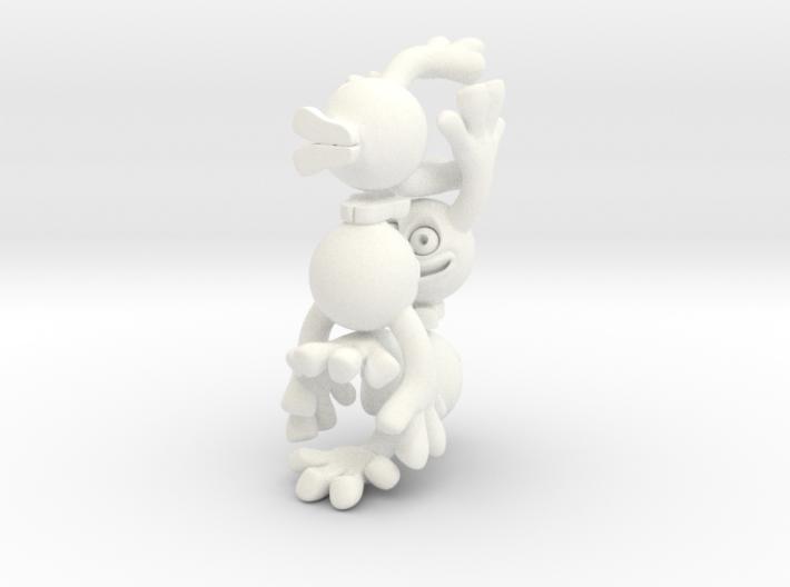 Little Linklings x4 3d printed