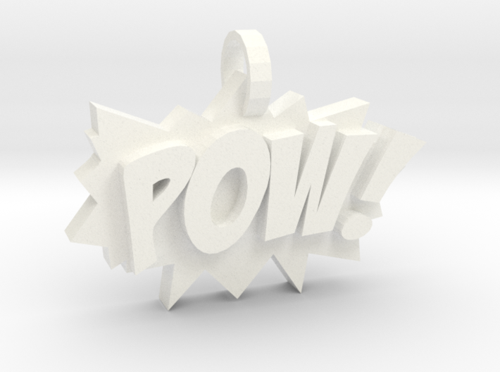 POW! small 3d printed