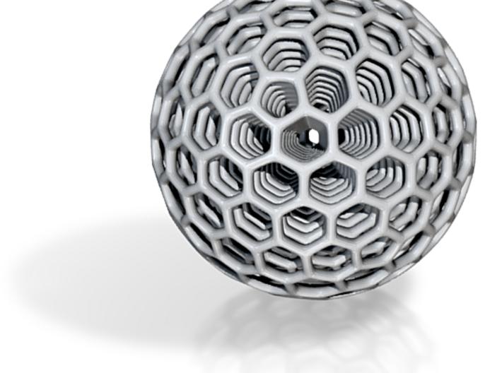 Geoballs 3d printed