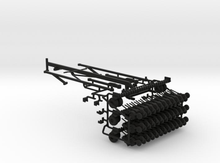 CrustBuster Black 3d printed