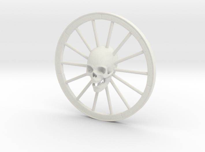 Wanyudo Skeleton 3d printed