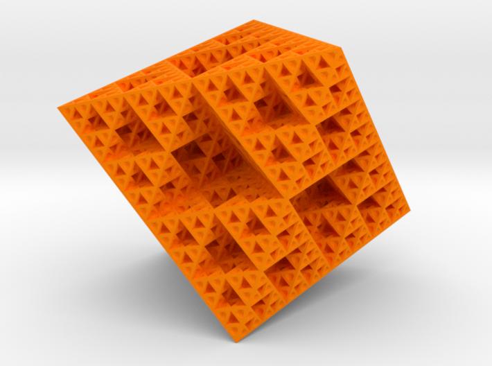 Sierpinksi Octahedron Medium 3d printed