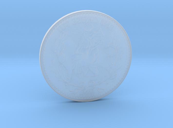 John Wick Gold Coin 3d printed