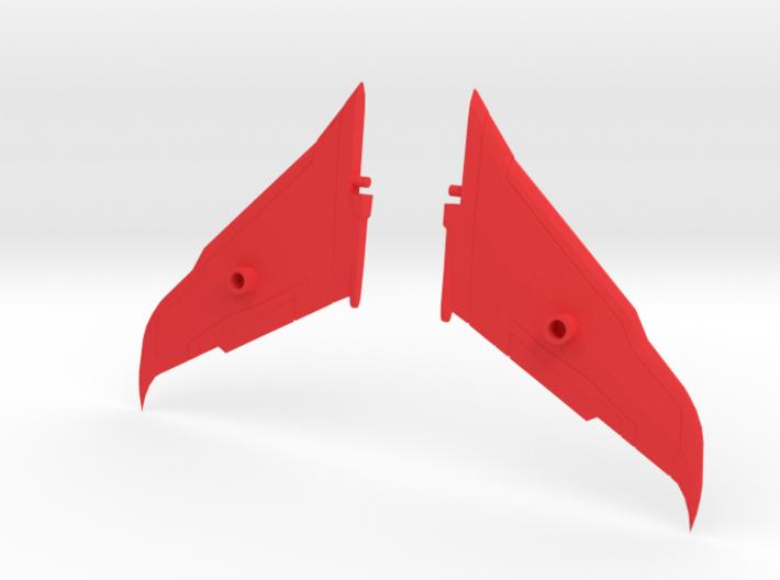 Transformers Seeker Rapier Wing Kit 3d printed
