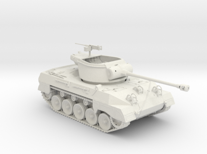 1:35 M18 Hellcat Tank Destroyer from World of Tank 3d printed