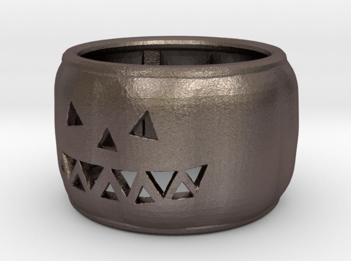 Pumpkin Ring 25mm 3d printed