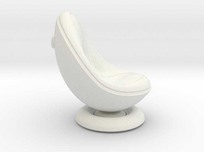 Kiss Chair (original design) 3d printed