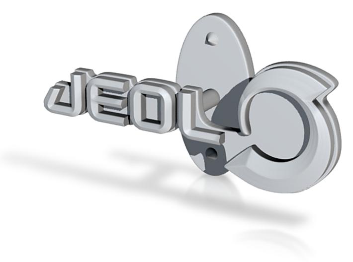 JEOL Clip 3d printed