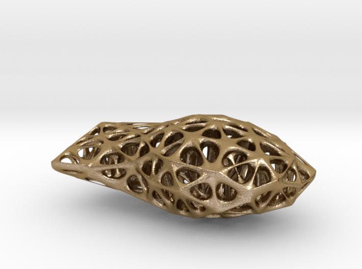Voronoi Blobject 3d printed