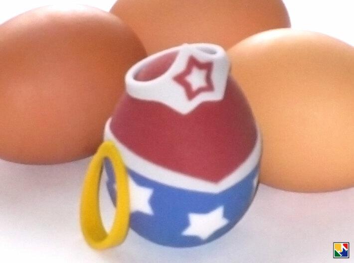 Wonder Egglet 3d printed