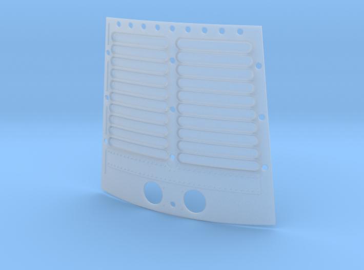 Mercury Panel 1:12 3d printed