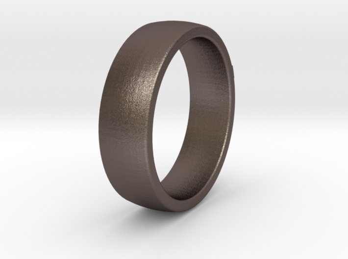 League Ring Size 9 3d printed