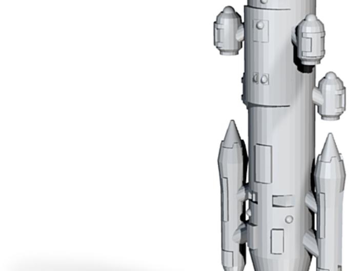 2400 Questor Barque B (BQB) 3d printed