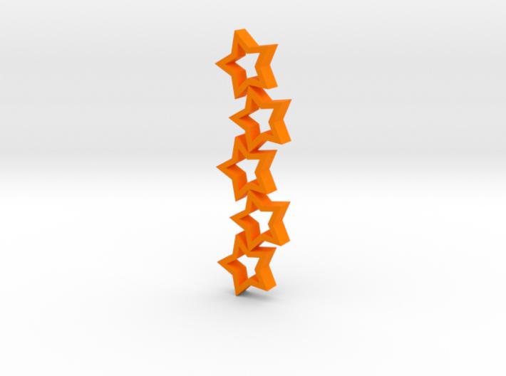 Stars 3d printed