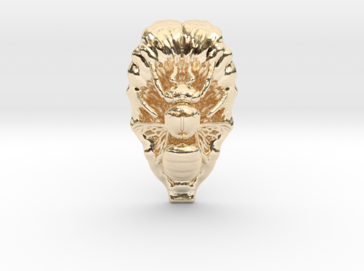 Beekeeper Jewelry Collection: Knight 3d printed