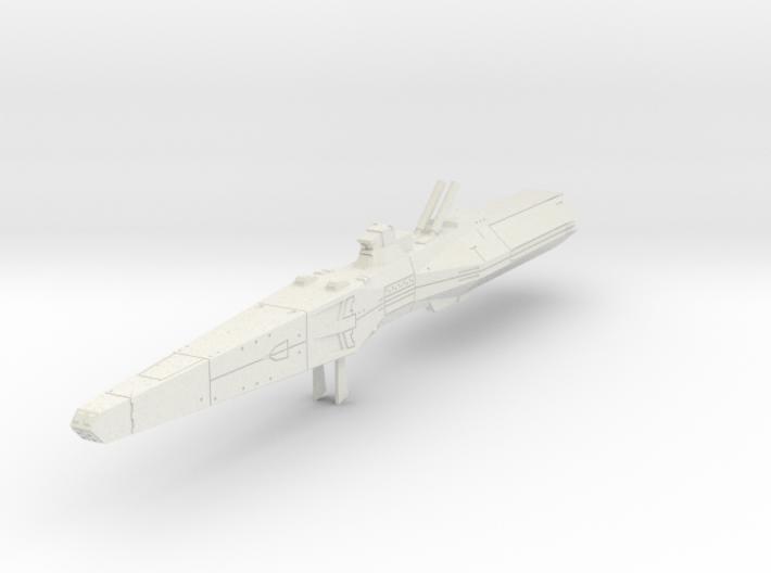 LoGH Alliance Fast Cruiser 1:3000 3d printed